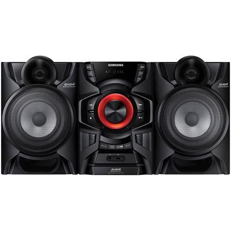 Bluetooth Shelf Stereo System by Samsung Mx J630 Shelf System Stereo Cd Player Bluetooth