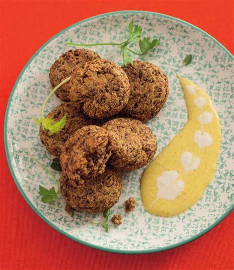 curcuma ricette cucina polpette di lenticchie e salsa alla curcuma cucina naturale