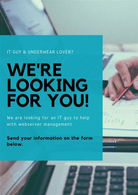 layout artist hiring we are looking for an underwear loving it guy underwear