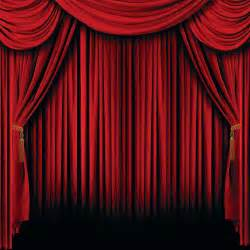 Red curtain backdrop banner in 3 2329 red curtain backdrop banner all