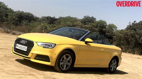 Audi A3 1 4 Tfsi Test by 2017 Audi A3 Cabriolet 1 4 Tfsi Road Test Review