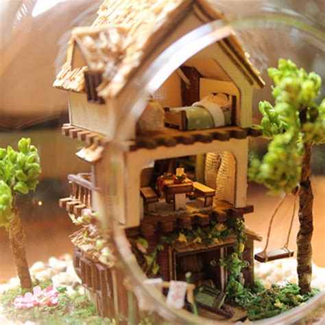 dolls house christmas wooden treehouse for dolls baby dolls ideas