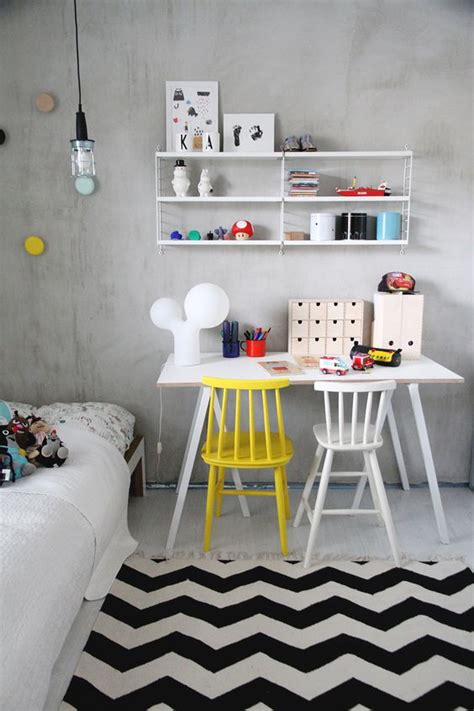 10 amazing ideas to decorate the kid s study room
