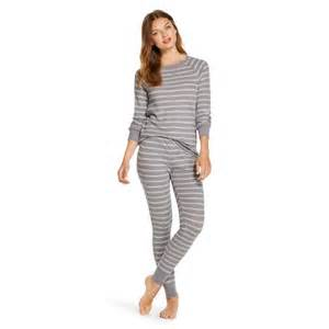 Target Patio Sets Women S Thermal Pajama Set Xhilaration Target