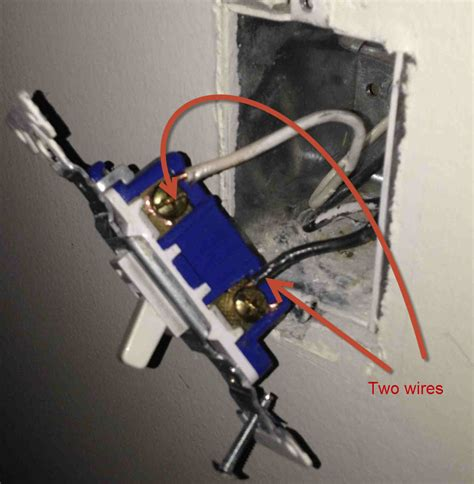 wiring a light switch two wires scheduleaplane interior