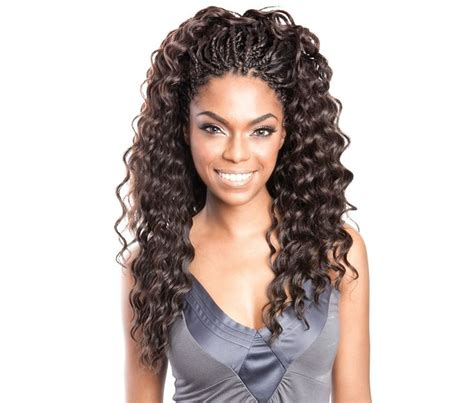 crochet braids with the caribbean twist hair isis collection caribbean aruba soft deep bulk hair