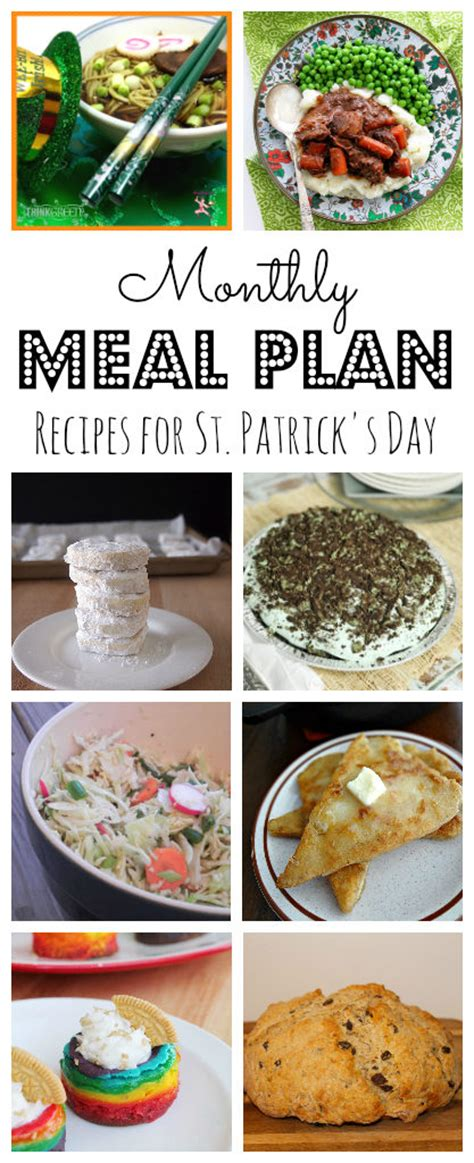 A Month Of Cookies Roundup by Monthly Meal Plan March The Spiffy Cookie