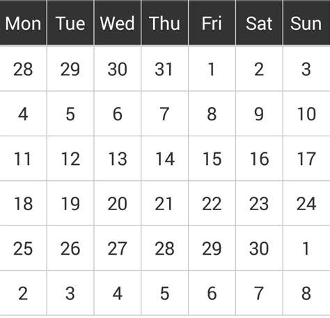 Gregorian Calendar Gregorian Calendar Yangah Solen