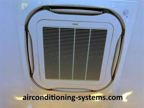 daikin cassette unit inverter air conditioning