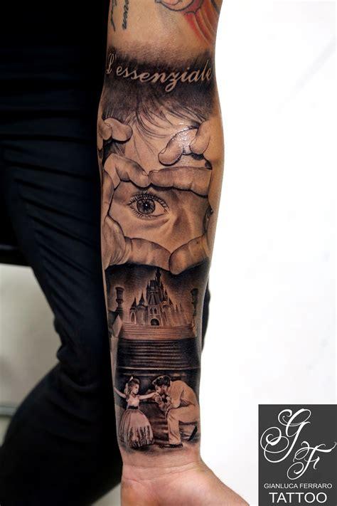 watercolor tattoo napoli tatuaggi napoli naples gianlucaferrarotattoo