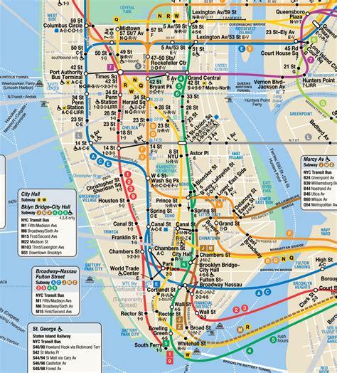 Nycs Subways Go by Nyc Subway Manhattan Subway Map Transport And City