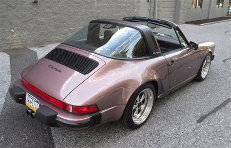 Porsche 911 Targa 1988 1988 porsche 911 carrera targa for sale on bat auctions