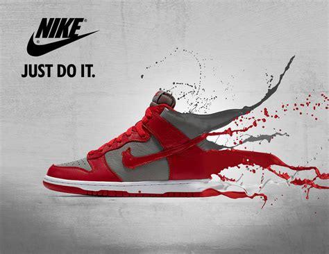 Tshirtbajukaos Nike Just Do It 2 nike ad by hockeygirl 39 on deviantart