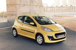 Peugeot 107 Fuel Consumption New Peugeot 107 Fuel Economy Low Co2 Emissions Green Car