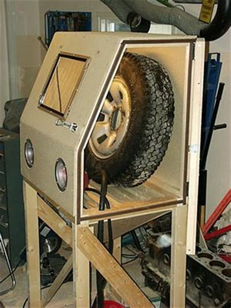 diy soda blasting cabinet how to a grit blasting cabinet cabinets matttroy