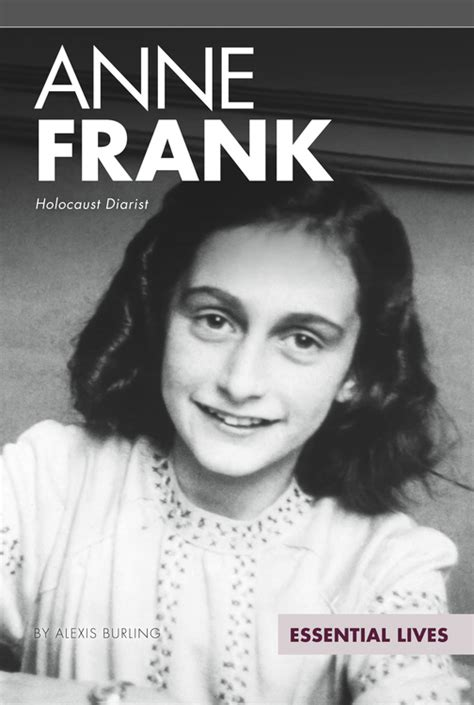 anne frank biography free download anne frank holocaust diarist abdo