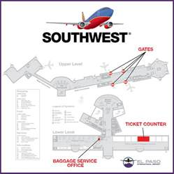 denver airport map us airways maps update 720502 southwest airlines travel map