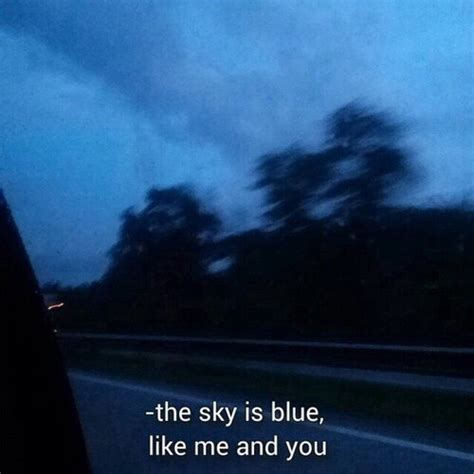 blue song you and me 8tracks radio the sky is blue like you and me 10 songs