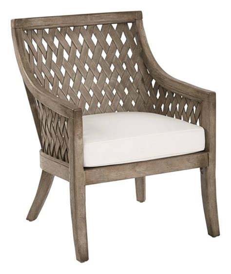 grey rattan club chair plantation cottage grey rattan cushion lounge chair the