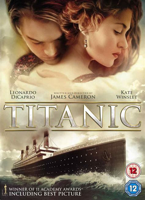 film titanic dvd image of titanic titanic 3d movie