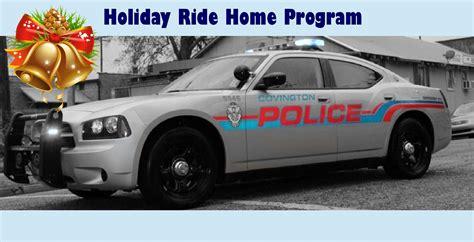 Ride Home cpd announces ride home program