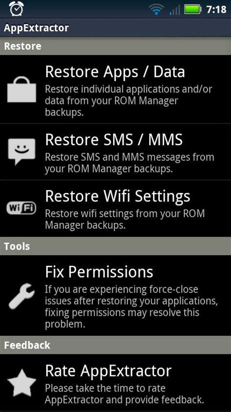 reset user data tool v1 4 appextractor full 1 4 6 v1 4 6 android apk app apk