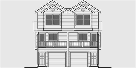 floor plan front view front view elevation of house plans
