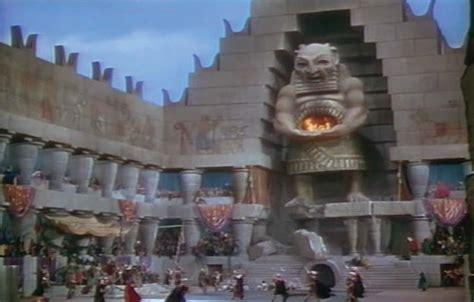 temple of dagon classic legend tribute cecil b demille classic