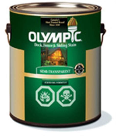 olympic semi transparent stain