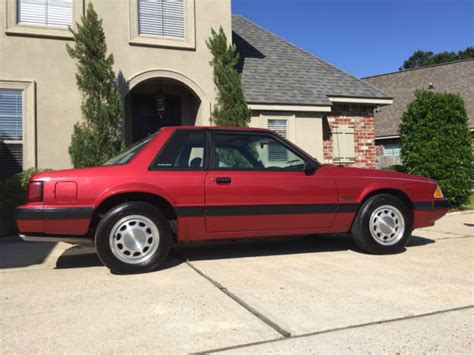 ford mustang lx 5 0 1990 ford mustang lx 5 0