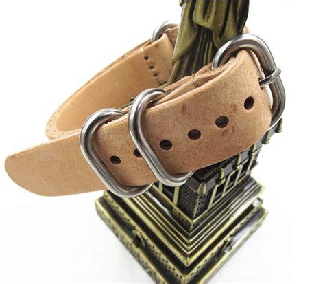 Nato Zulu 18mm 1 1pcs high quality 18mm nato genuine leather band nato straps zulu