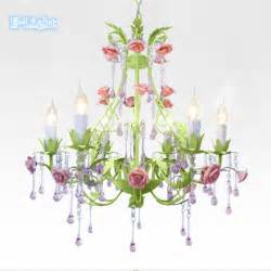 Decoration Lights For Bedroom - popular metal flower chandelier buy cheap metal flower chandelier lots from china metal flower