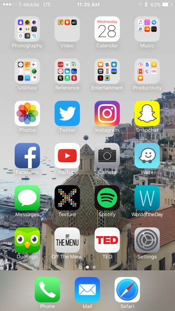 iphone home screen layout tumblr celebrities favorite apps celebrity phone home screen