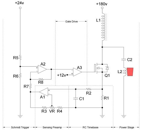 schematic diagram of induction heater induction heating vacuum schematics induction get free image about wiring diagram