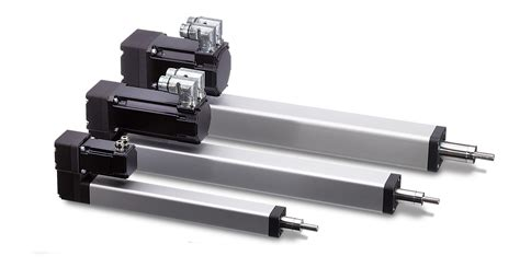 actuator motor thomson pc series electromechanical linear actuators with