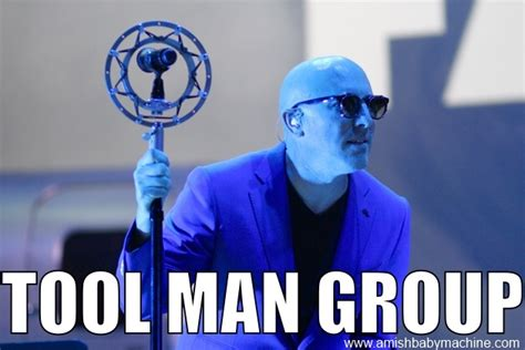 Tool Band Meme - band amish baby machine podcast