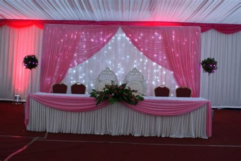 hall decoration venue decoration flower arrangements sgg promotions