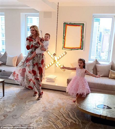 ivanka gets given the runaround by baby joseph in