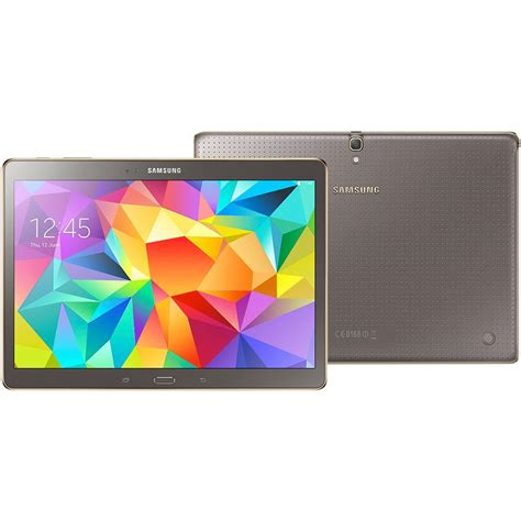 tablet samsung galaxy tab s10 5 smt805m 4g bronze novo mundo