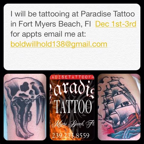 tattoo shops in fort myers custom bike and home
