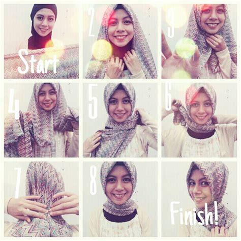 tutorial hijab pashmina turki turkish hijab style step by step hijab tutorials