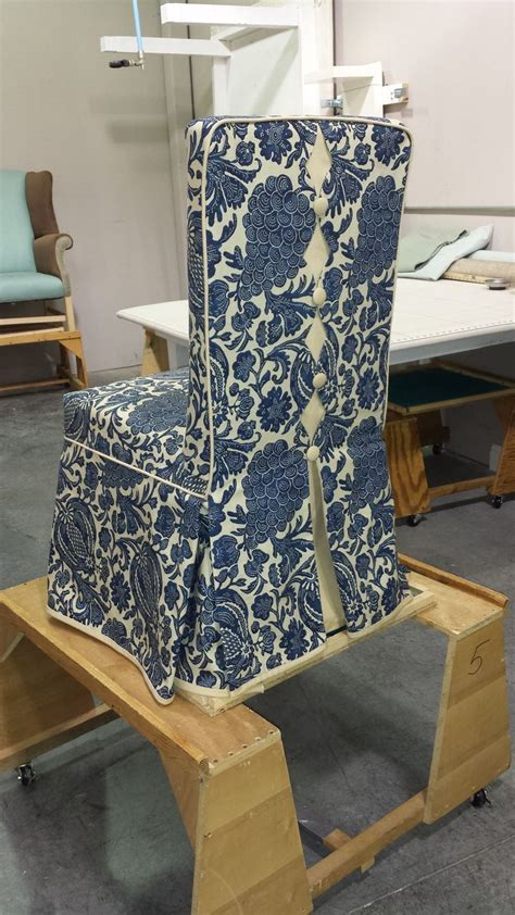 how to make easy slipcovers for dining room chairs