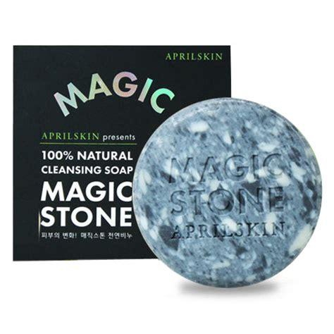 Paket April Skin Magic Original Black korea april skin magic 100 soap