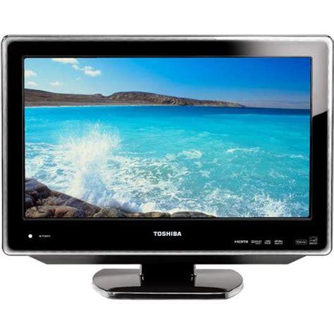 Lcd Tv Toshiba toshiba 19lv610u 19 quot 720p lcd tv dvd combo black 19lv610u
