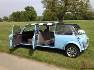 Mini Cooper Limo For Sale Stretch Classic Mini Limousine Custom Made Modified