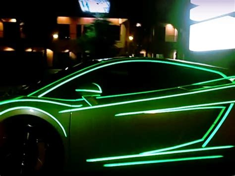 Glow In The Lamborghini by Photos Of Lamborghinis That Glow In The Thechive