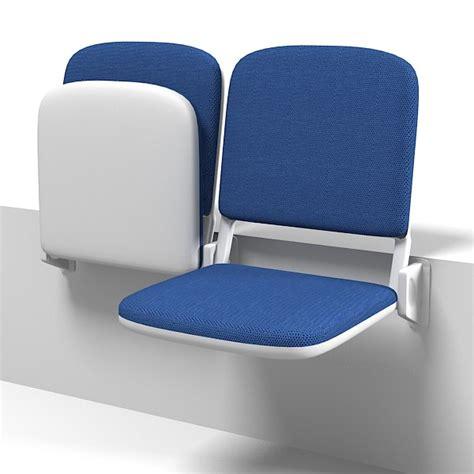 folding stadium seats plastic folding stadium seat 3ds