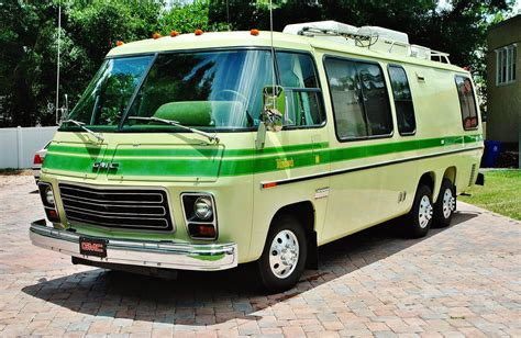 Daily Turismo: 20k: Wizards of the Road: 1976 GMC Motorhome