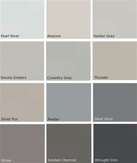 best gray paint colors benjamin moore beautiful living gray day