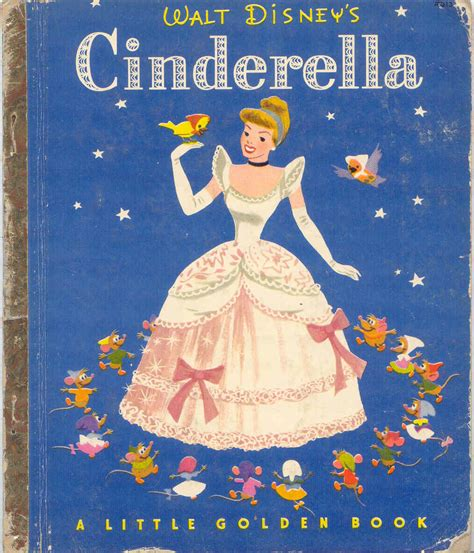 disney picture books gold country my disney cinderella books